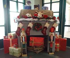 office holiday decor. holiday decorating contest winners office decor