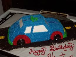 3d Car Cake Cakecentralcom