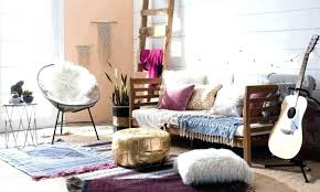 bohemian style furniture. Boho Style Bedroom Furniture Refined Chic . Bohemian O