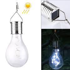 Ip55 Waterdichte Led Zonne Energie Koperdraad Lamp 5 Leds