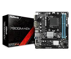 <b>ASRock</b> > 760GM-HDV