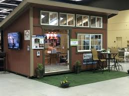 office man cave ideas. Office Man Cave Ideas Furniture Decor Slant Roof Style Custom Built Garden Shed Mother In Law G