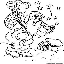 Kleurplaten Kerstmis Voor Peuters