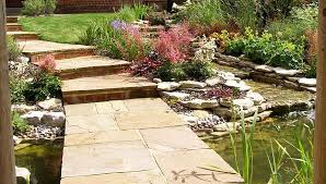 Small Picture Garden Bridge Ideas Landscape Garden Designers Reading
