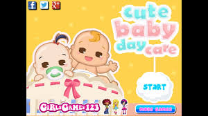 free cute baby daycare game cute baby top games baby games