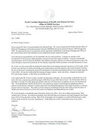 Letter Of Recommendation For Paraprofessional Reference Letter From ...