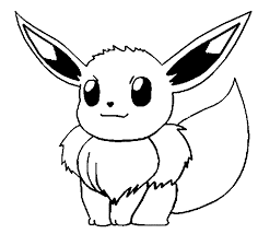 Small Picture Pokemon coloring pages eevee ColoringStar