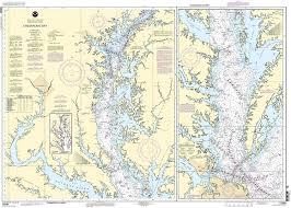 amazoncom  chesapeake bay  fishing charts and maps