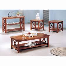 better homes and gardens coffee table luxury coaster furniture 3 piece coffee table set medium brown