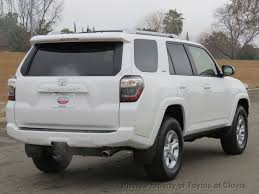 2018 New Toyota 4Runner SR5 4WD at Toyota of Clovis Serving Clovis ...