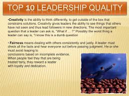 leadership qualities 8 magnanimity means
