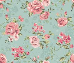 Flower Pattern Wallpaper Magnificent Vintage Flower Wallpaper Backgrounds Classic Wallpaper Seamless