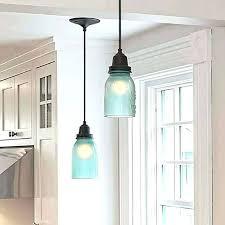 jar light pendant bell uk