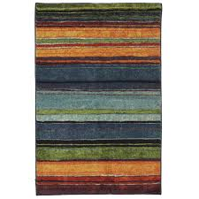 mohawk home rainbow multi 3 ft x 4 ft area rug