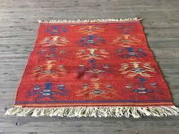 kilim area rugs small kilim rug vintage kilim rug turkish kilim rug red kilim rug from