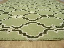green contemporary area rugs