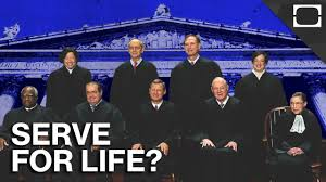 For Life Why Supreme Court Justices Serve For Life Youtube