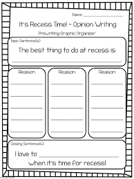 77 best First Grade-Opinion Writing images on Pinterest | Teaching ...
