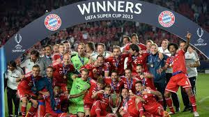 Motorsport vision's supercup is a competitive, yet fun and friendly championship for production saloon, hatchback, and sports car racers to enjoy. Uefa Super Cup Sieger 2013 Fc Bayern Munchen