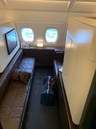 Inside A First Class A380 Apartment On Etihad Aviation