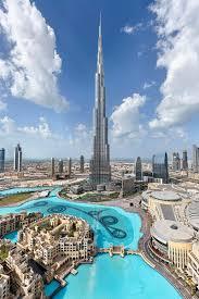 Who Designed The Burj Khalifa Dubai Burj Khalifa The Tallest Building In The World Guinness