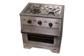 gas stove. Dickinson Caribbean Two Burner Gas Stove