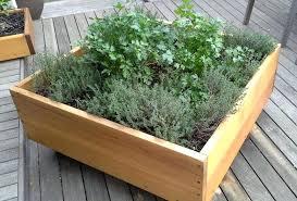 herb garden planter tin can herb planters 2 herb garden planter indoor
