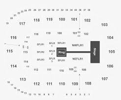 Seating Chart Target Center Garth Brooks Event Info K Rock Centre Seating Chart Free Transparent