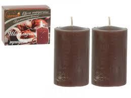 <b>Набор свечей ароматических CHAMELION</b>, Шоколадный трюфель