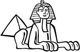 Small Picture Egyptian Mummy Coloring Pages