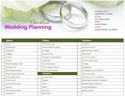 Blank Wedding Planning Checklist Wedding Planning Checklist Wedding Checklist Pdf