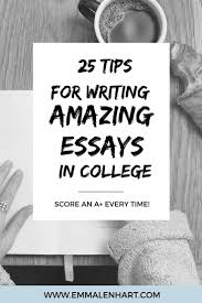 how to write a good college application essay   thevictorianparlor co   Tips to Draft a Creative College Application Essay With the ever  increasing competition in college Be Specific Give your