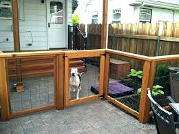 outdoor fencing options backyard options backyard dog fence ideas in best options backyard options other than