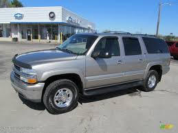 2003 Light Pewter Metallic Chevrolet Suburban 2500 LT 4x4 ...