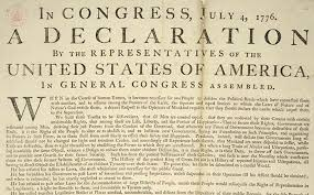 Image result for Signing the Declaration of Independence