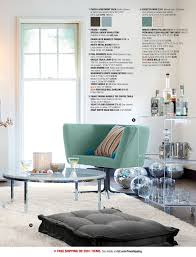Cb2 Round Coffee Table Cb2 November Catalog 2015 Page 6 7