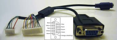 advanced byo kit installation diagram wiring schematic xgaming old serial ps 2 cable pinout here