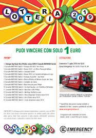 Lotteria Milano 2019
