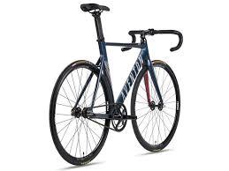 Aventon Mataro 2018 Fixed Gear Bike Midnight Blue The