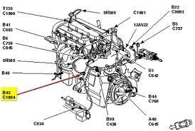 2000 ford contour oxygen sensor wiring diagram 2000 discover cam position sensor location honda