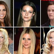 Blondes that went brunette