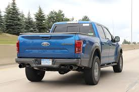 2018 chevrolet f150. simple chevrolet 2018 ford f150 raptor spy shots back angle and chevrolet f150