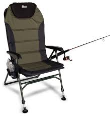 earth ultimate 4 position outdoor fishing chair w new adjustable front legs beach beach style patio furniture