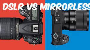 Perbedaan Kamera Dslr Dan Kamera Digital - Berbagai Perbedaan