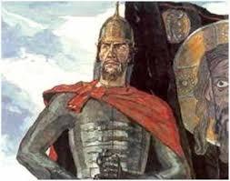 Исторический портрет Историческая эпоха Задание  Корин П Александр Невский