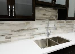 ... Striking Tile Kitchen Backsplash Ideas & Pictures Kitchen Backsplash  Pictures: Charming Contemporary Kitchen ...