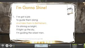 Guiding Light 7 Little Words Im Gonna Shine Song Compilation By Out Of The Ark Music Words On Screen Lyric Video
