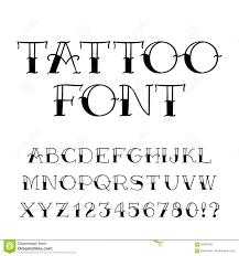скачать шрифты тату