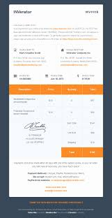 Email Invoices 24 Awesome Free Invoices To Email Pics Free Invoice Template 24 22
