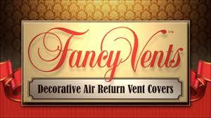 Decorative Return Air Vent Cover Hand Made Air Return Vent Covers I Fancyventscom I Decorative